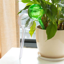 $enCountryForm.capitalKeyWord Australia - Practical Design PVC Self-Watering System Imitation Glass Ball Plant Waterer Flowers Watering Device Ball Type Drip