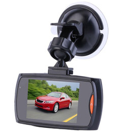 electronic drive NZ - 2.2 Inch DVR G30 Full HD 1080P Driving Camera Video Recorder Dashcam With Loop Recording Motion Night Vision G-Sensor