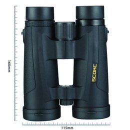 $enCountryForm.capitalKeyWord Australia - Scokc 8x42 Compact Binoculars For Bird Watching Waterproof Bak4 Nitrogen Filled Telescope For Travelling Hunting Birding T190627