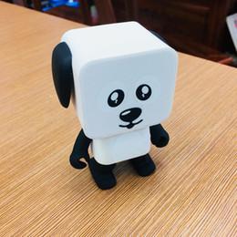 $enCountryForm.capitalKeyWord Australia - Dancing Dog Bluetooth Speaker Portable Wireless Stereo Music Player Loudspeaker For iphone X 8plus 7plus Samsung With Retail Box