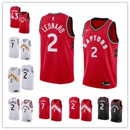 a290ff84bfb Raptors 2018-2019 Toronto Men's jersey Swingman City Basketball Edition  Kawhi 43 Pascal Siakam 2 Leonard Kyle 7 Lowry