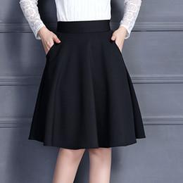 92c903501f New 2018 Summer Style Sexy Skirt for Girl lady Korean Short Fashion Female  Pleated Skirt Women Clothing Black