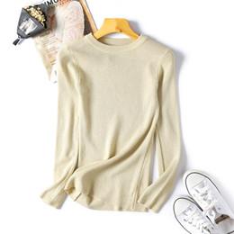 6e44b11c3 Korean sweater style women clothing online shopping - Home Clothing Autumn  Winter Sweater Women Long Sleeve