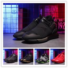c05877e5cacd8 2019 new top quality Men Casual Shoes serpentine Y3 QASA Chunky Shoes Y-3  qasa Chunky kaiwa Casual Shoes Size 36-45