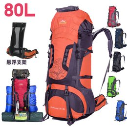 $enCountryForm.capitalKeyWord Australia - 75L Outdoor Mountaineering Bag Large Capacity Men And Women Backpack Travel Camping Tents Bag A5109