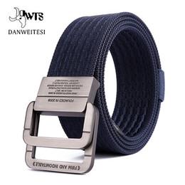 $enCountryForm.capitalKeyWord Australia - [DWTS] Men Thicken Metal Buckle Nylon Military Belt Combat Tactical Belts Heavy Duty Molle Carry Survival Waist Belt