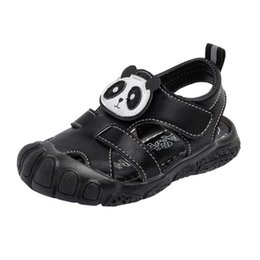 sandals kids NZ - SAGACE Infants Boys Baby Sandals Cute Animal Shoes Kids Children Sandals For Toddler Boy Baby Summer Boy Beach Shoes