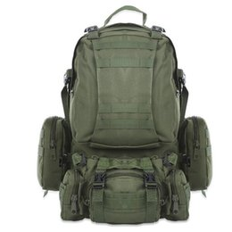 $enCountryForm.capitalKeyWord NZ - High Quality 50l Large-capacity Multifunction Military Backpack Camouflage Molle Army Backpacks Rucksack Men Travel Backpack Y19061102