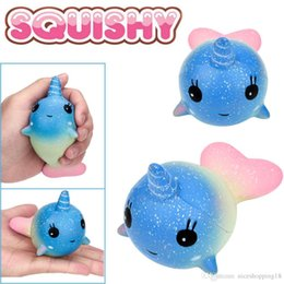 $enCountryForm.capitalKeyWord Australia - 12cm Cute Unicorn Squishy Colorful Whale Slow Rising Straps Rainbow Dolphin Squeeze Scented Bread Cake Kid Fun Toy Gift Release Toy 109