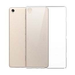 gel case ipad mini Canada - High Clear Shockproof Transparent Soft Gel TPU Case For Huawei C5 T5 10.1 M5 Lite 10 Honor Waterplay 8 Matepad pro 10.8 M6 8.4 Mipad 4 Plus