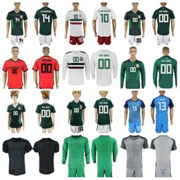 $enCountryForm.capitalKeyWord NZ - Mexico Jersey Soccer Mexican Giovani Dos Santos Chicharito Lozano G Ochoa Goalkeeper Football Kits Mens Kids Ladies