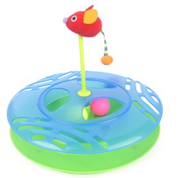 $enCountryForm.capitalKeyWord UK - Pet Products Cat Supplies Toys Amusement Plate Rotary Table Interactive Educational Environmentally Friendly And Easy To Clean