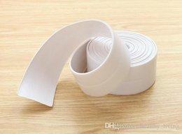 $enCountryForm.capitalKeyWord NZ - PVC Waterproof Mildew Proof Adhesive Tape Kitchen Sink Joint Crevice Sticker Corner Line Sticking Strip Home Decortaion Tape