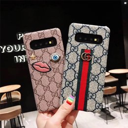 Mobile hard online shopping - for iphoneX XSMAX Case bee eye snake mobile phone case for Samsung S8 S9plus Note8 S10 S10plus S10e hard back cover