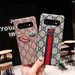Wholesale for iphoneX XSMAX Case bee eye snake mobile phone case for Samsung S8 S9plus Note8 S10 S10plus S10e hard back cover
