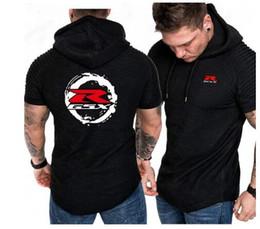 $enCountryForm.capitalKeyWord Australia - for Suzuki Gsxr Gsx R Print Men Short Sleeve Hooded Sweatshirt Men hoodies Summer Hoodie Shirt Pullovers Hip Hop Tracksuit Motor
