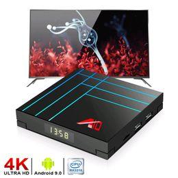 Hot RK3188 TV BOX Android 9.0 2GB 4GB RAM 16GB 32GB 64GB RAM Quad Core HDMI 2.0 with Remote on Sale