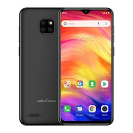 Wholesale Ulefone Note 7, 1GB+16GB Triple Back Cameras, Face ID Identification, 6.1 inch Android 8.1 GO MTK6580A Quad-core 32-bit up to 1.3GHz