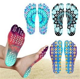 $enCountryForm.capitalKeyWord Australia - Nakefit Adhesive Shoes Waterproof Foot Pads Stick On Soles Flexible Feet Protection Sticker Soles Shoes For Beach Pool