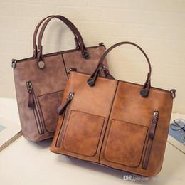 998a23fdaf Nice Winter New Pop Tied Single Shoulder Bags For Women Totes Vintage Style  Designer Women Handbags Pu Leather