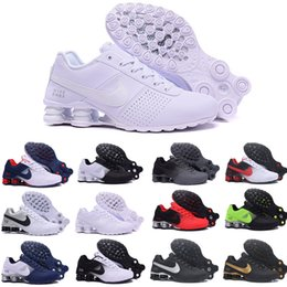 $enCountryForm.capitalKeyWord Australia - 809s Shox Deliver 809 Men Air Running Shoes Drop Shipping Wholesale Famous DELIVER OZ NZ Mens Athletic Sneakers Sports Running Shoes 40-46