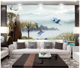 $enCountryForm.capitalKeyWord NZ - 3D wallpaper custom photo Silk mural wallpaper Modern minimalist Chinese TV living room background wall sticker