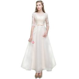 2b3fa3e5361 Champagne Oriental Style Dresses Chinese Bride Vintage Traditional Wedding  Cheongsam Dress Long Qipao Modern Robe Plus Size 3XL