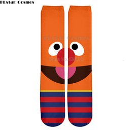 Fashion Mens Socks Creative Cartoon Mask Superman Sock Cotton Novelty Hip Hop Funny Socks Autumn Spring Calcetines Skarpety Big Clearance Sale Underwear & Sleepwears