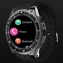 smart watch phone dual core NZ - 3G Smart Watch X100 MTK6580 Android 5.1 Dual Core Heart Rate GPS WiFi Smartwatch for IOS&Android phone watch