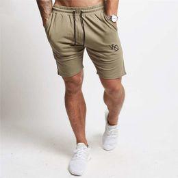 $enCountryForm.capitalKeyWord Australia - Brand Short Pants Summer Dry Fit Breathable Running Sports Shorts Men Fitness Cotton Compression Tight GYM Slim Shorts