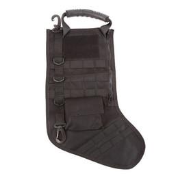 Discount magazine dump pouch - Molle Christmas Stocking Bag Dump Drop Pouch Utility Storage Bag Military Combat Hunting Magazine Pouches #85799
