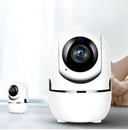 Cctv Wifi Ip Australia - 2019-NEW 1080P Auto Tracking IP Camera WiFi Baby Monitor Home Security IP Camera IR Night Vision Wireless Surveillance CCTV Camera
