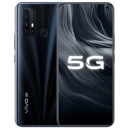 "Original VIVO Z6 5G Mobile Phone 6GB RAM 128GB ROM Snapdragon 765G Octa Core Android 6.57"" Full Screen 48.0MP AR 5000mAh Face ID Fingerprint Smart Cell Phone on Sale"