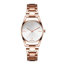 Chinese  2019 New Hot sales Fashion Women's watch steel Quartz watches Casual Wristwatch noble female table china cheap watches wholesale manufacturers