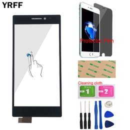 Discount touch screen for lenovo vibe - Mobile Touch Screen Glass For Lenovo Vibe X2 Touch Screen Digitizer Sensor Touchscreen Panel Front Glass Tools Protector