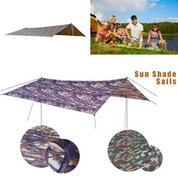 $enCountryForm.capitalKeyWord Australia - Outdoor Sun Shade Awning Rectangle 2000MM Waterproof Index UV Block Outdoor Camping Hiking Yard Garden Shelters