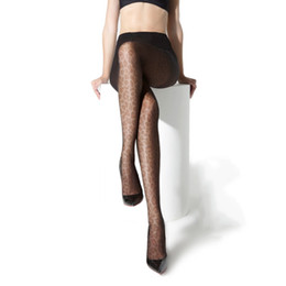 0d4d96fd85a Women Leopard Tights NZ - Fashion Women Sexy Stockings Leopard Dot Pattern  Pantyhose Party Tights Elastic