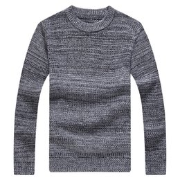 V Neck Pullover Jacket Australia - good quality 2019 Brand Autumn And Winter New Men's Sweater Long-sleeved Casual Round Neck Pullover For Male Sweater Jackets
