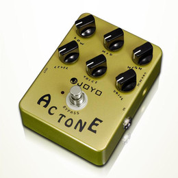 Effects Pedals Australia - JOYO JF-13 Ac Tone Vintage Tube Amplifier Effects Pedal Analog Circuit Bypass