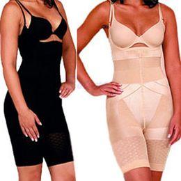 Sexy full body Shapewear online shopping - Sexy Women Slim Full Body Shaper Slimming Burn Fat Shapewear Tummy Bodysuit plus size hot sell