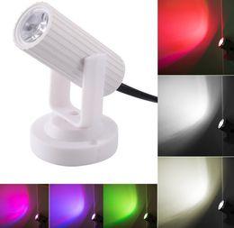 La lampada della fase del fascio astuto portatile regolabile accende il proiettore di RGB delle luci della fase dell'attrezzatura del DJ di RGB Luce della luce dell'umore della luce della discoteca LED LLFA in Offerta