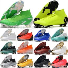 $enCountryForm.capitalKeyWord Australia - Mercurial Superfly VI 360 Elite FG KJ 6 XII 12 CR7 Ronaldo Neymar Mens Women High Soccer Shoes Football Boots Cleats