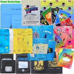 Les plus récents Cookies Runtz Chuckles Zipper Emballage Sacs Cookies Connected Jungle garçons Californie Cigarettes Mylar sec à base de plantes Herb Flower emballage en Solde