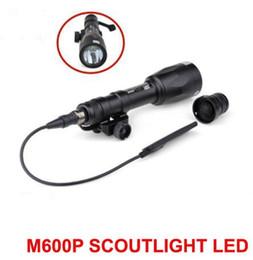 $enCountryForm.capitalKeyWord Australia - Airsoft Element Gun Wea pon M600P Scout Light Softair Super Bright Flashlight For 20mm Weaver Picatinny Rail Base 630 Lumen EX362