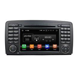 "Stereo Gps Mercedes Australia - 4GB RAM 64GB ROM PX5 Octa Core 2 din 7"" Android 8.0 Car DVD Radio GPS for Mercedes Benz R-Class W251 W280 W300 W320 W350 W500 Mirror-link"