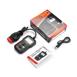 $enCountryForm.capitalKeyWord Australia - OBD2 Scanner tool Universal OBD II CAN Diagnostic Scanner Car Engine Fault Code Reader-Scan Tool for Check Engine Light KW590 with O2 Sensor