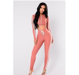 Yoga Arts Australia - Women's Tracksuit Tights Sportswear Fitness Yoga Suit Sport Set For Female Gym Clothing Workout Two Piece Jumpsuit Crop Top
