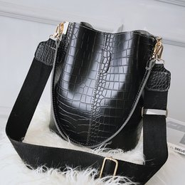 slings bags for women Canada - Female Alligator Pu Leather Crossbody Bags For Women 2020 Shoulder Messenger Bag Ladies Hand Sling Handbags