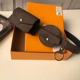 Wholesale women belt flowers for sale – dress Newest Fashion Bags Letter Flowers Waist Bags Belt Bags come with box Women Handbag Bag Totes Lady Purse Crossbody