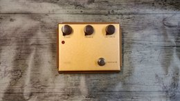 Overdrive Effects Pedal Australia - Clone Centaur Professional Overdrive Gold Guitar FX Effects Pedal